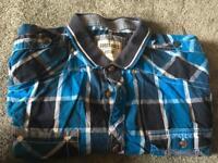 Good Souls men's shirt short sleeves Size L Used V,good condition £5