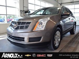 2011 CADILLAC SRX  V6 LUXURY