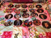 Elvis plates