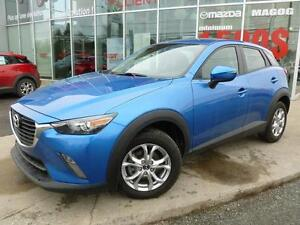 2016 Mazda CX-3 GS AUTOMATIQUE CLIMATISEUR BLUETOOTH
