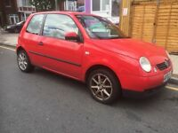 2002 Volkswagen Lupo, 1.4cc Petrol, Manual, Very Reliable Little Car, Drives Great.