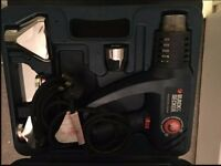 Black and Decker heat gun for paint stripping etc