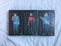 Star Trek Crossover Collection VHS