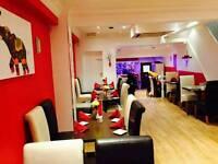 Indian Restaurant - Running Business