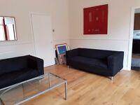STUNNING TRADITIONAL 2 BEDROOM UPPER CONVERSION ON MILLBRAE RD,LANGSIDE,GCH,DGLAZ,EN SUITE WETROOM