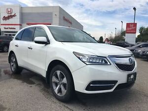2015 Acura MDX AWD | CLEAN CARPROOF | LEATHER | ONE OWNER |