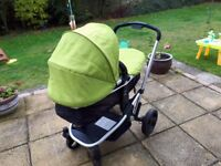 Mothercare Xpedio Pushchair & Car Seat