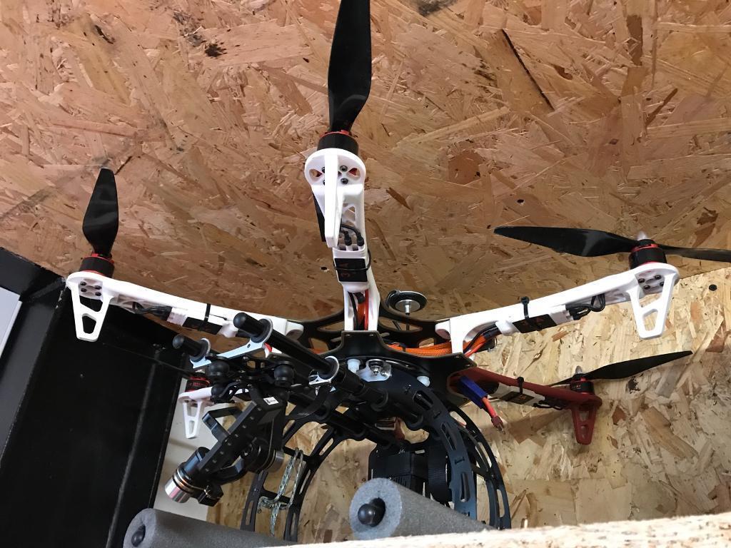 Drone F550 DJI - all accessories