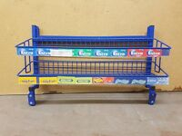 Chewing Gum Shelves For Retail, Great Condition. Cheapest Available on Market and Gumtree.