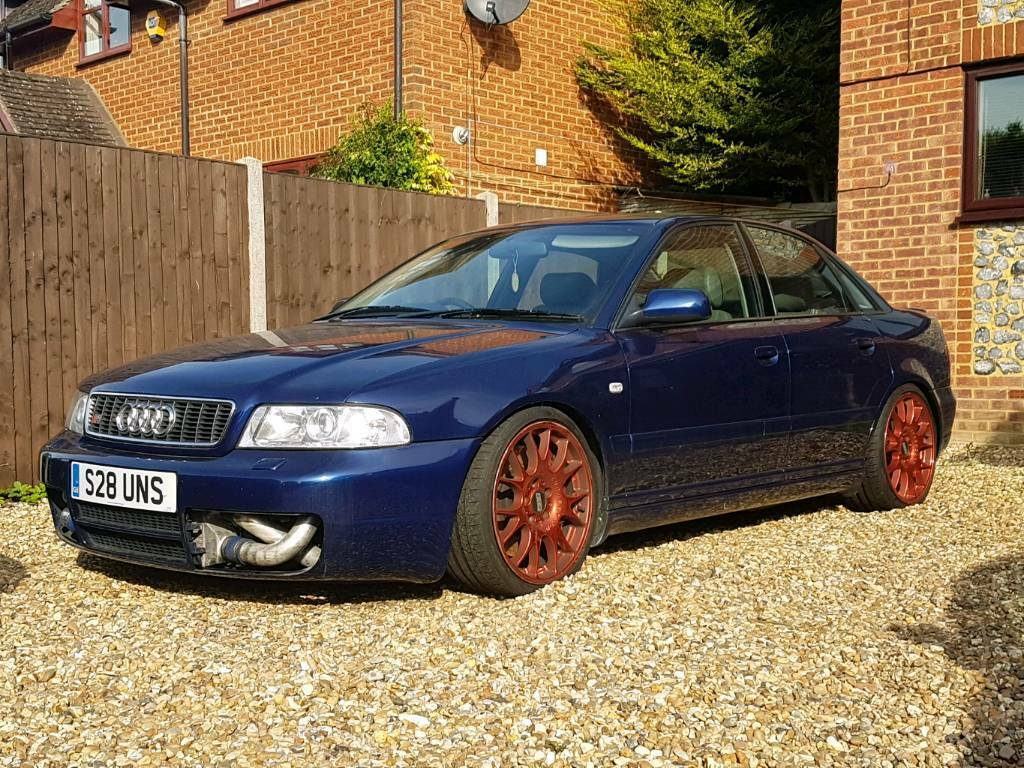 2000 Audi S4 B5 Quattro 2.7 Twin Turbo K04 Hybrid Project | in Heathrow, London | Gumtree