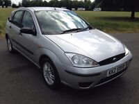 Fantastic Condition FORD FOCUS LX has great service history and has had only 1 OWNER FROM NEW.