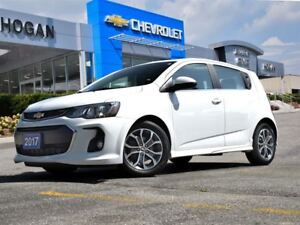 2017 Chevrolet Sonic LT, Sunroof, Heated Front Seats