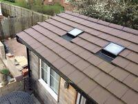 Marley Eternit Brown Roof Tiles