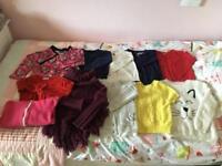 Girls all seasons clothes bundle (4-5yrs)
