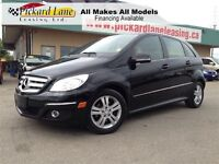 2009 Mercedes-Benz B-Class CERTIFIED AND E-TESTED!!!