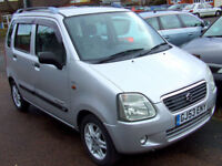Automatic 1.3 Petrol 5 Door Suzuki Wagon R Collect from CT19 Kent