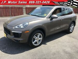 2016 Porsche Cayenne Navigation, Leather, Sunroof, AWD, 20,000km