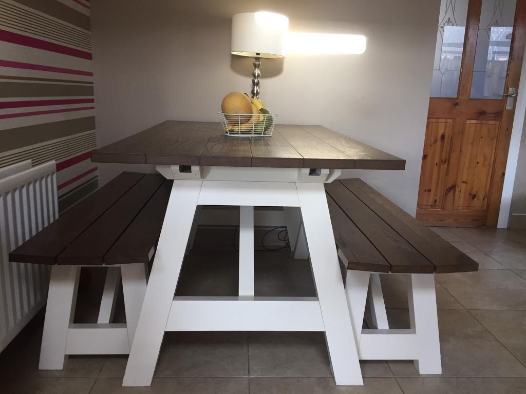 and with chairs extension set piece chair furniture table style dining bench products sunny designs by