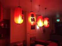 Chinese pendant lights