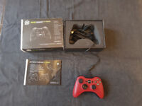 Xbox 360 Scuf Controller compLexity Gaming RED