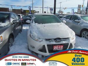 2012 Ford Focus SEL   HEATED SEATS