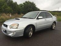 Bargain!!!!!! Subaru Impreza WRX turbo blobeye 53 plate long mot low milage