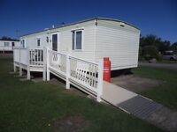 VERIFIED OWNER *MARCH £25 P/N* CLOSE TO FANTASY ISLAND 8 BERTH CARAVAN LET/RENT/HIRE @ INGOLDMELLS