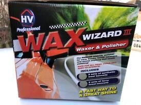 Wax Wizard car polisher brand new