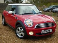 MINI HATCH COOPER (red) 2006