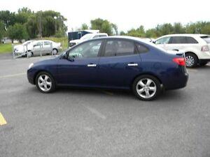 2007 Hyundai Elantra GLS/CUIR,MAGS,TOIT,AUTOMATIQUE