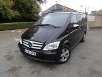 Mercedes-Benz Viano Ambiente Cdi Blueefficency Auto Diesel 0% FINANCE AVAILABLE