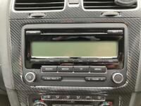 GENUINE RCD310 VW GOLF HEADUNIT