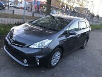 Toyota Prius plus 7 seater 2013 30k miles 1 Owner