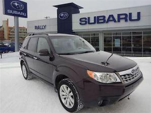 2013 Subaru Forester 2.5 Limited *Lease Return
