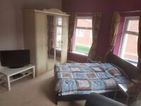 £350 PCM all bills included 3 x Double rooms on Penarth Road, Grangetown, Cardiff CF11 6NJ