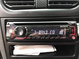Sony CDC g1000u stereo