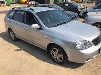2008 Chevrolet Lacetti lpg auto spares or repairs