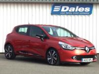 Renault Clio 1.5 dCi 90 Dynamique S MediaNav Energy 5dr (red) 2013