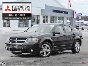 2008 Dodge Avenger R/T! AWD! HEATED LEATHER! SUNROOF!