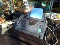 sharp ux 30 fax high quality fax machine