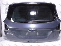 FORD KUGA MK1 2008-2012 TWIN TAILGATE IN MIDNIGHT SKY EX61