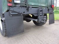 Land Rover Defender Chassis galvanized