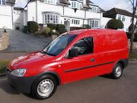 Vauxhall Combo 1.3CDTi (2006) DIESEL MOT Jan 2018 95,000 miles, No Vat, LEZ Compliant