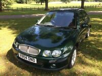 ROVER 25 ..A TRUE CLASSIC..1.6 cc 5 DOOR HATCHBACK..FULL SERVICE HISTORY..2 OWNERS FROM NEW !