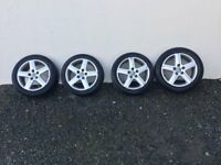 Audi Alloys 17 inch - VW, SEAT, Skoda, Golf