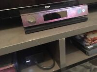 Xbox one with Kinect controller and games