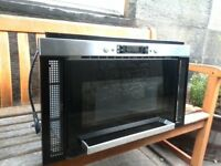 Microwave (in-built) good condition