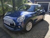 Mini, HATCHBACK, Hatchback, Chili Media Pack, 2014, Manual, 1499 (cc),