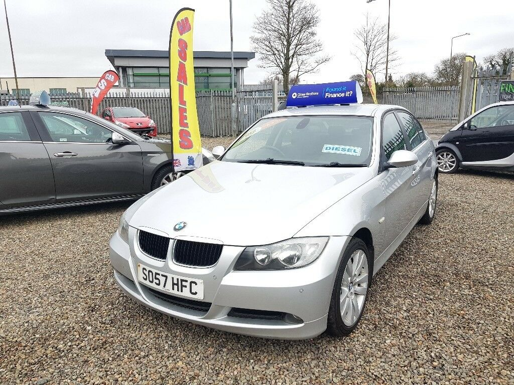 2008 Bmw 3 Series 2 0 320d Se 4dr Finance Available