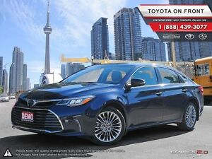 2016 Toyota Avalon Limited - Demo